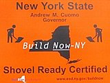 NY Builds Shovel Ready